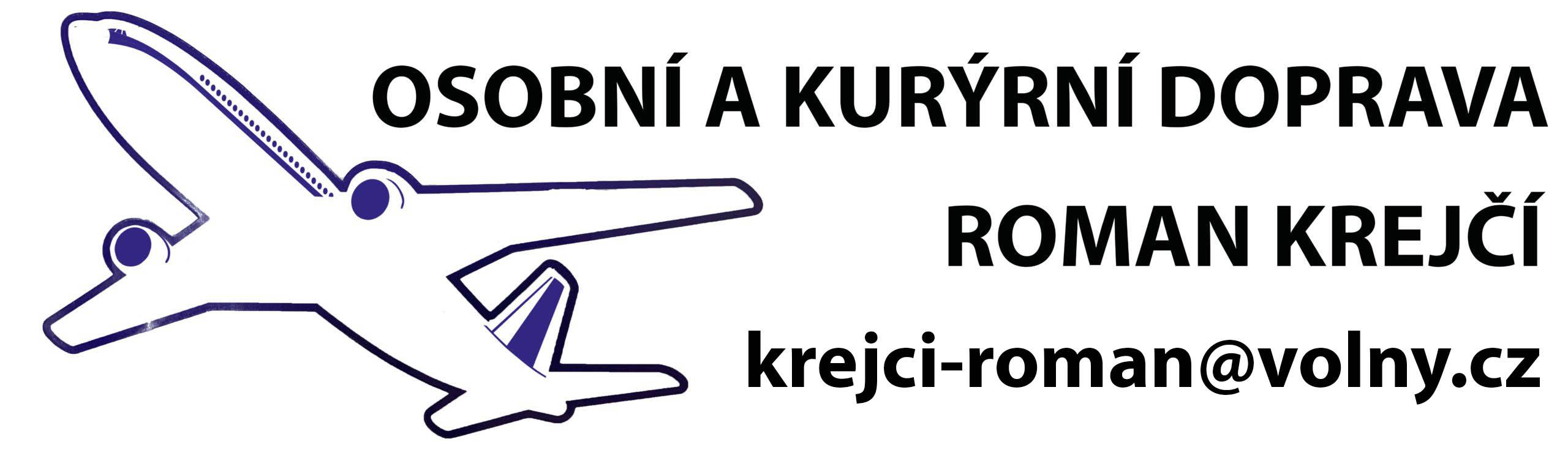Autodoprava Roman Krejčí na letiště a po EU -